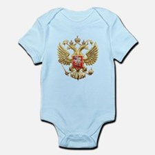 Russian Federation Coat of Arms Infant Bodysuit