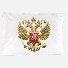 Russian Federation Coat of Arms Pillow Case