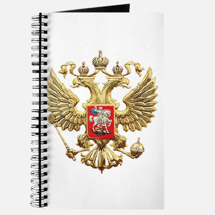 Russian Federation Coat of Arms Journal