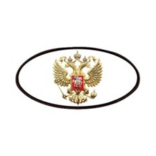 Russian Federation Coat of Arms Patch