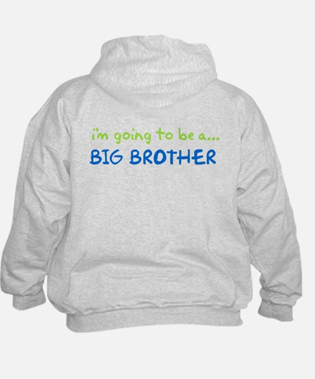 i know something big brother Hoodie