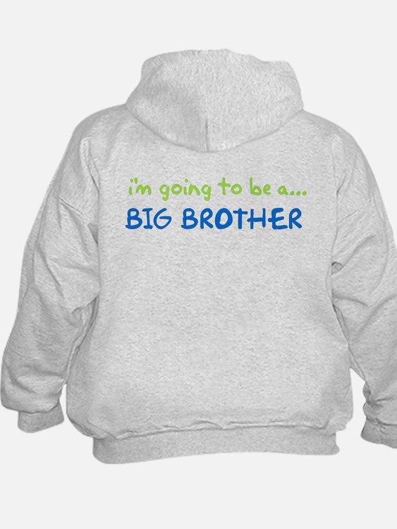 i know something big brother Hoodie