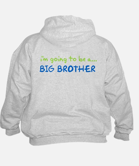 i know something big brother Hoody