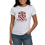 Cecile Family Crest Women's T-Shirt