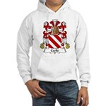 Cecile Family Crest Hooded Sweatshirt