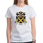 Cazier Family Crest Women's T-Shirt