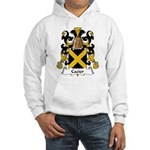 Cazier Family Crest Hooded Sweatshirt