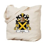 Cazier Family Crest Tote Bag