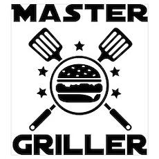 Master Griller Poster