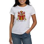 Castille Family Crest Women's T-Shirt