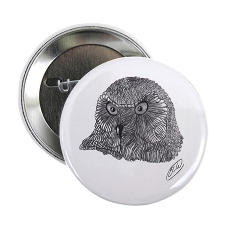"""2.25"""" Owl Button (100 pack)"""