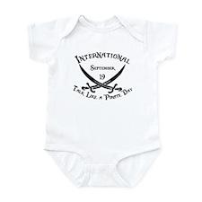 International Talk Like Infant Bodysuit