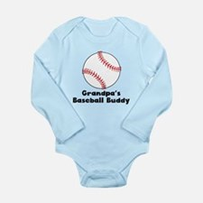 Grandpas Baseball Buddy Body Suit