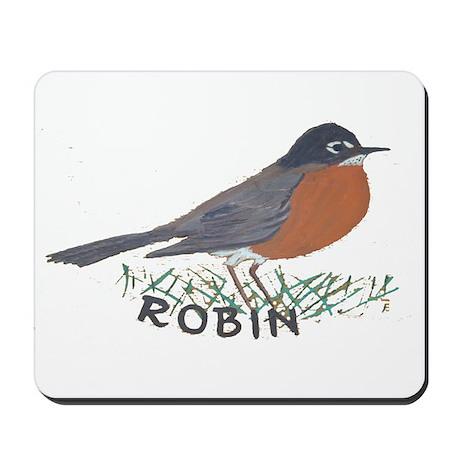 Robin Mousepad