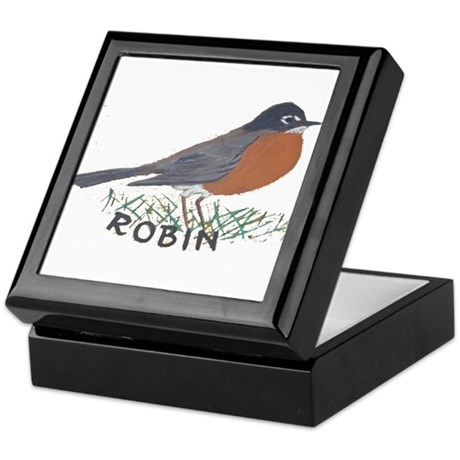 Robin Keepsake Box