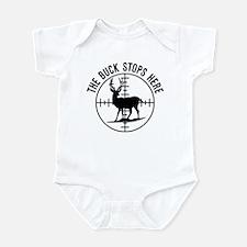 Buck Stops Here Infant Bodysuit
