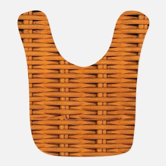 Bamboo Weave Bib