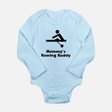 Mommys Rowing Buddy Body Suit