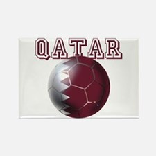 Qatar Football Magnets