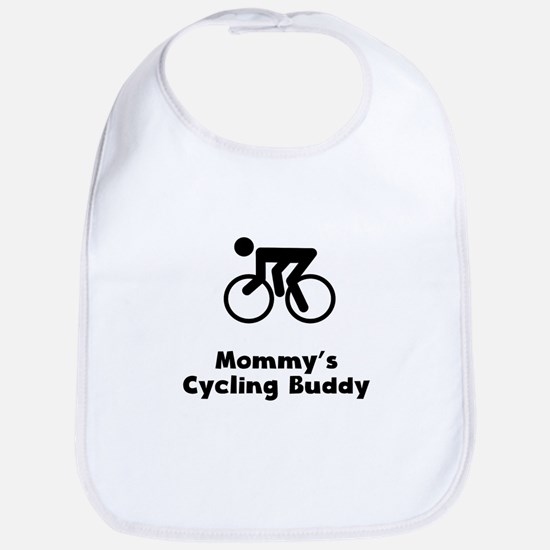 Mommys Cycling Buddy Bib