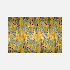 Dragonfly Golden Haze Magnets