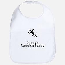 Daddys Running Buddy Bib