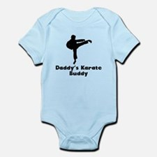 Daddys Karate Buddy Body Suit
