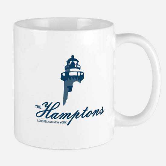 The Hamptons - Long Island. Mug Mugs