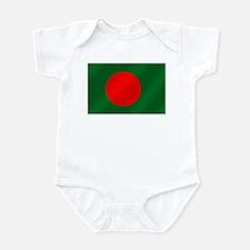 Flag of Bangladesh Infant Bodysuit
