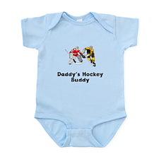 Daddys Hockey Buddy Body Suit