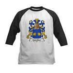 Cambier Family Crest Kids Baseball Jersey