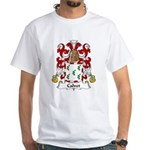 Calvet Family Crest White T-Shirt