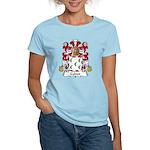 Calvet Family Crest Women's Light T-Shirt