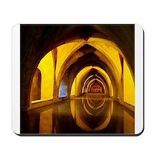 Alcázar of Seville Mousepad