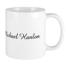 The Future Mrs. Michael Hanlo Mug