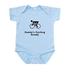 Daddys Cycling Buddy Body Suit