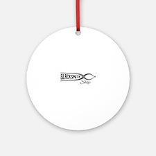 Blacksmith Shop Ornament (Round)