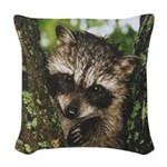 RacTile.png Woven Throw Pillow