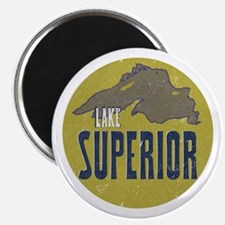 Unique Lake superior Magnet