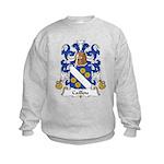 Caillou Family Crest Kids Sweatshirt