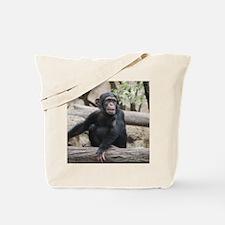 Young Chimp 02 Tote Bag