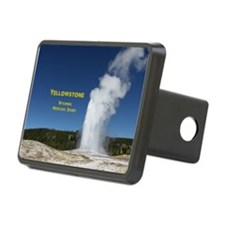 Yellowstone Hitch Cover