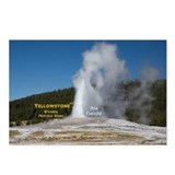 Yellowstone Postcards