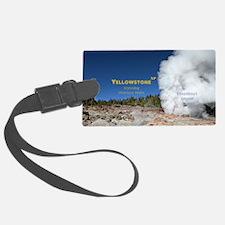 Yellowstone Luggage Tag
