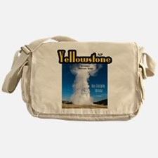 Yellowstone Messenger Bag