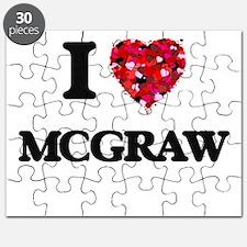I Love Mcgraw Puzzle