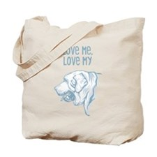 Spanish Mastiff Tote Bag