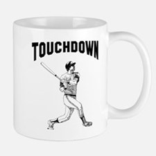 Home run Touchdown Mug