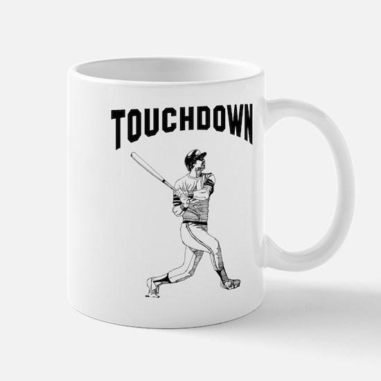Home run Touchdown Mug