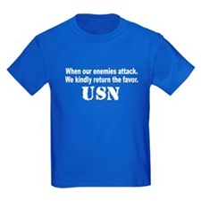 When our enemies attack-USN T